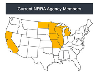 Current NRRA Agency Members