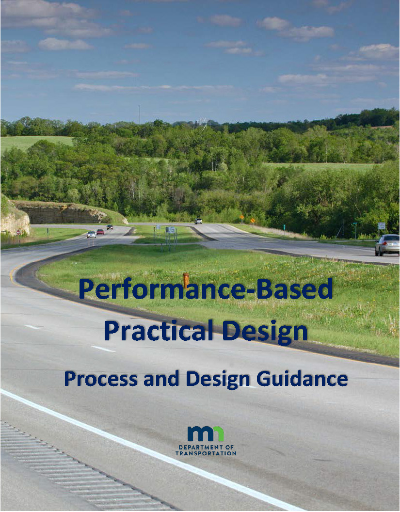 Performance based practical design process and design guidance manual cover