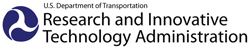 United States Department of Transportation Research and Innovative Technology Administration logo