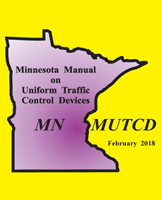 minnesota manual on uniform traffic control devices cover