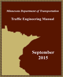 traffic engineering manual cover